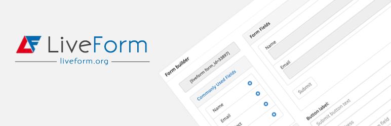 WordPress Live Form Free