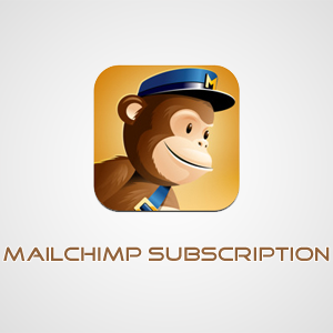 Collect MailChimp Subscriber Using LiveForm
